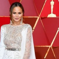 Chrissy Teigen Fights Back Critics Over Son Miles' New Helmet