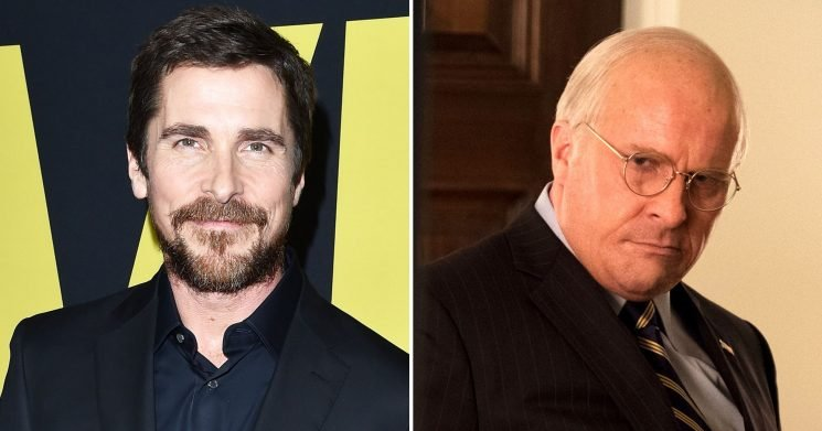 Christian Bale: Gaining Weight for 'Vice' Was 'More Fun' Than Losing It