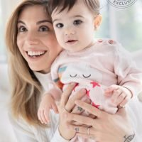 Christina Perri Announces Lullaby Album Dedicated to Daughter Carmella