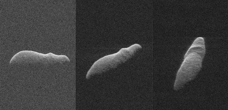 The Very Special Christmas 'Hippo' Asteroid Is Set To Fly Past Earth On Its Closest Approach In 400 Years