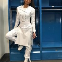 Ciara Wears Husband Russell Wilson's Jersey for Monday Night Football Halftime Performance