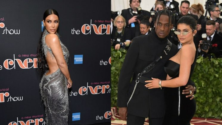 Are Kylie Jenner & Travis Scott Engaged? Even Kim Kardashian Doesn't Know What To Think