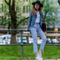 Boyfriend Jeans vs. Girlfriend Jeans vs. Mom Jeans, Explained