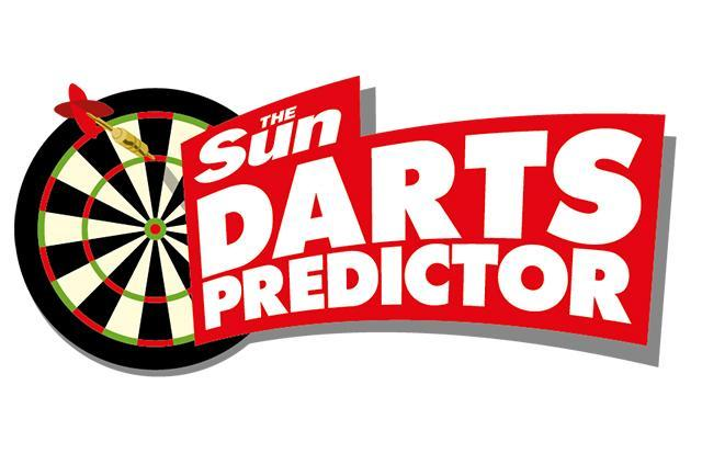 World Darts Championship – Play The Sun's predictor game to win £5k and daily prizes