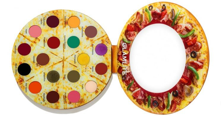 Holy Pepperoni — This Brand Sells a Pizza Eye Shadow Palette, and I Need One Pronto