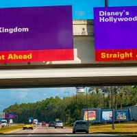 14 tourists injured in Disney World bus crash