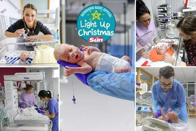 We spend 24 hours on the front line of a neonatal intensive care unit at Bradford Royal Infirmary