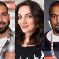 Sophie Brussaux, the Mother of Drake's Child, Criticizes Kanye West Amid Rappers' Ongoing Feud
