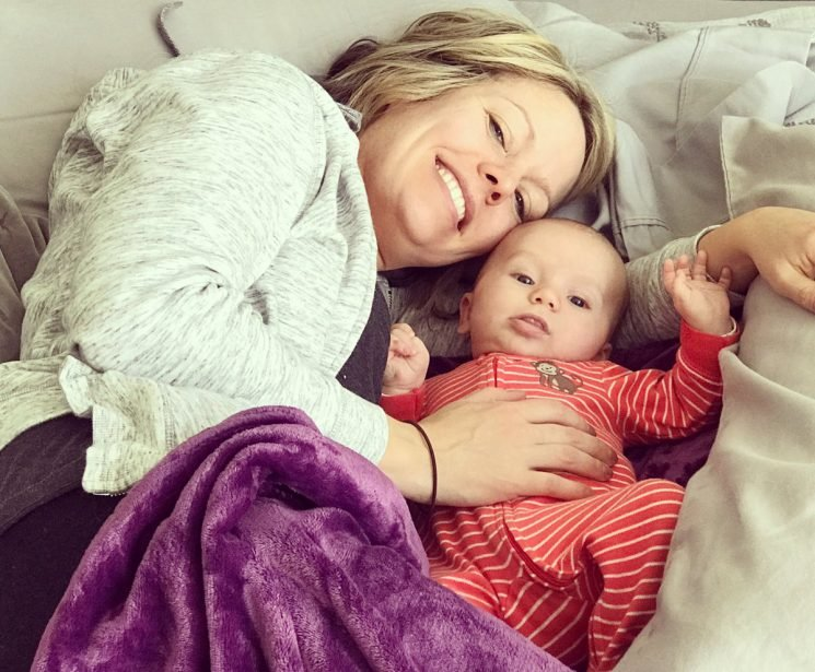 Today's Dylan Dreyer's Son Calvin, 2, Prefers Watching Elmo on TV Over His Mom — See the Video