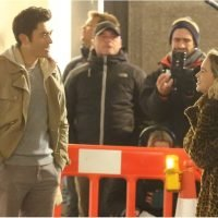 Ho, Ho, Ho, Merry Christmas! Here's Your First Look at Henry Golding and Emilia Clarke's New Rom-Com