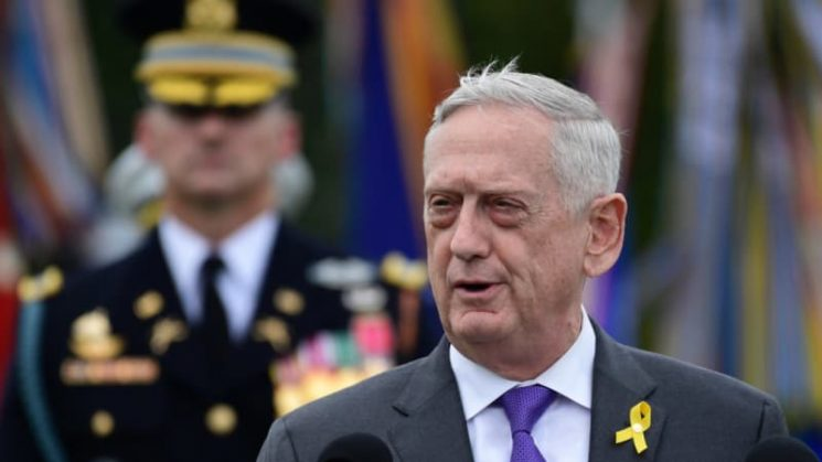 Why James Mattis's departure is terrible news for Australia