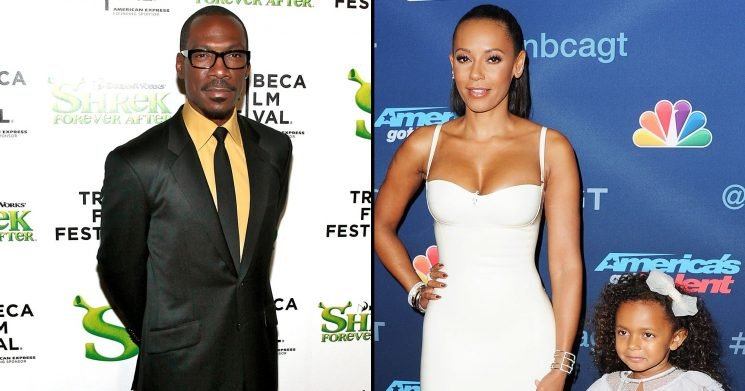 Eddie Murphy Is Caring for Daughter Angel While Her Mom Mel B Recovers