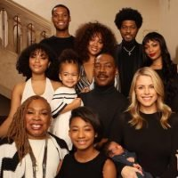Eddie Murphy Poses With All 10 of His Kids for the First Time: Pic