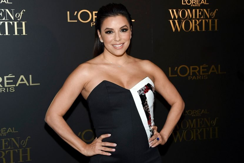 Eva Longoria Reveals Why She Felt No Pressure to Lose Weight After Giving Birth to Son Santiago