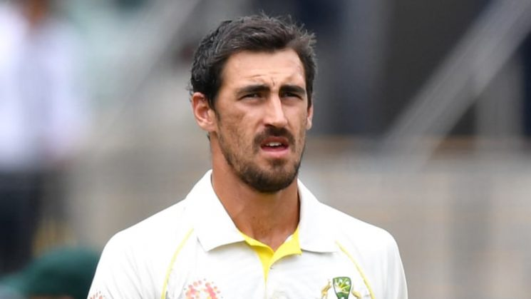 Test quick Starc roasted for lack of fire