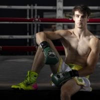 Adrian Farquhar beats injury and mental demons to make boxing debut