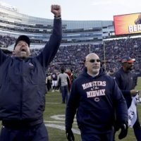 Bears beat Packers and end NFL play-off drought