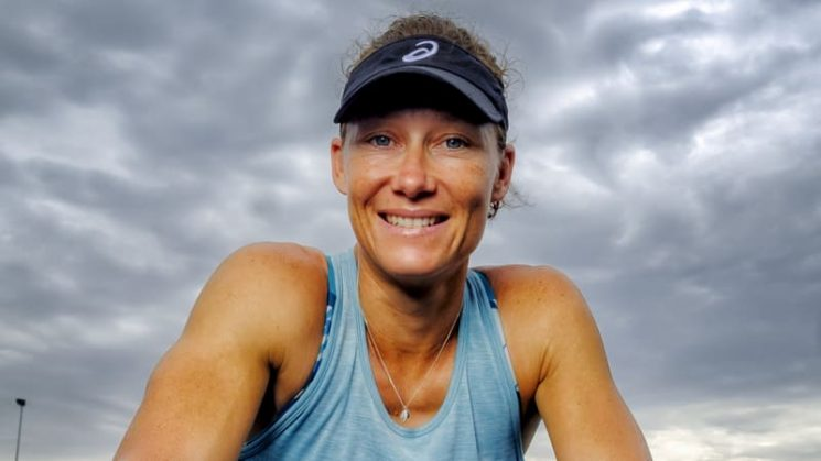 Go with the flow: Stosur confident a focus on free-flowing tennis will reap rewards