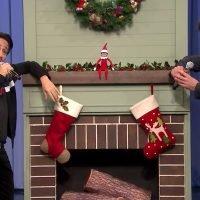 Lin-Manuel Miranda, Jimmy Fallon parody Cardi B, Ariana Grande with carols