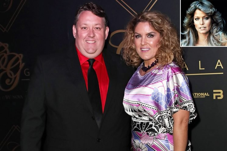 Farrah Fawcett's Storage Units Purchased by Storage Wars' Rene and Casey Nezhoda for $3,500