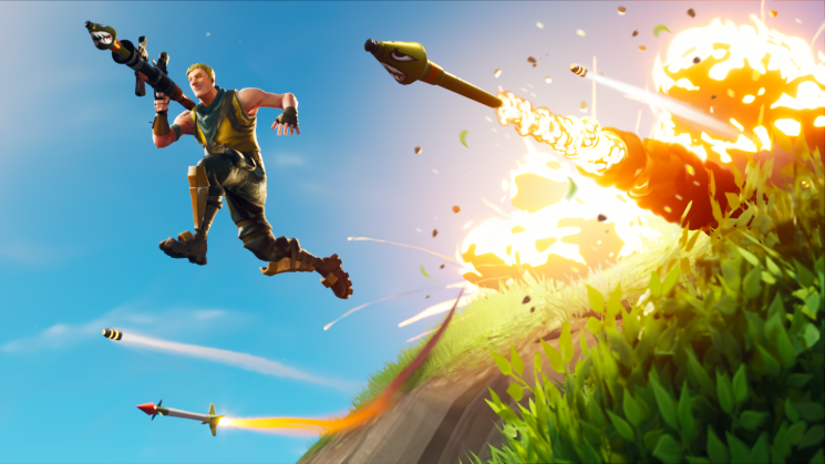 'Fortnite' Was The Most Talked About Game on Twitter in 2018