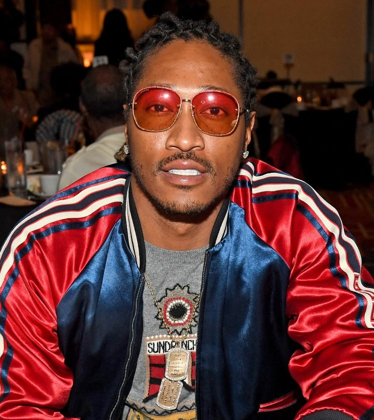 Future Is a Dad Again! Rapper Welcomes Fifth Child, Son Hendrix – See His Precious First Photos