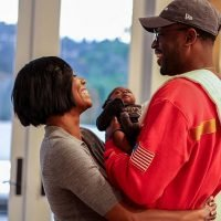 Gabrielle Union and Dwyane Wade Throw Epic Tailgate-Themed Baby Shower for Daughter Kaavia