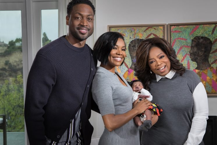 'Blessed' Gabrielle Union Reveals to Oprah Winfrey That She Faced Backlash After Daughter Kaavia's Birth