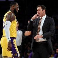 Luke Walton facing a critical LeBron James' challenge