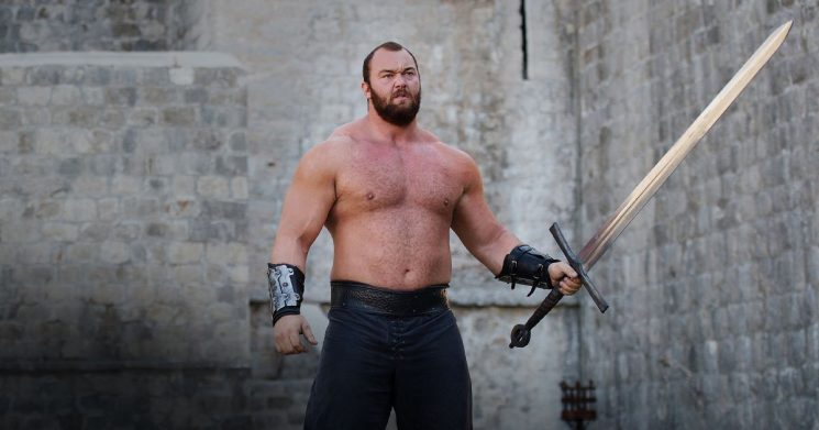 400-Lb. Game of Thrones Actor Consumes Up to 10,000 Calories Daily: 'I'm Always Eating'