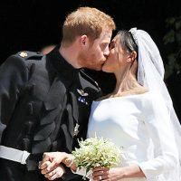 15 Of The Most Stunning Celeb Brides Of 2018: Meghan Markle & More