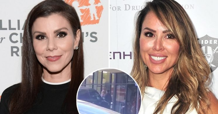 Heather Dubrow Calls Out 'Obsessed' Kelly Dodd for Taking Creepy Instagram Videos of Her