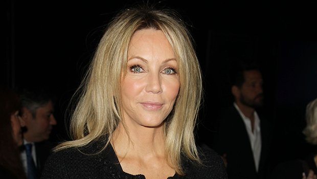 Heather Locklear Returns To Rehab After Hospitalization & Psychiatric Hold