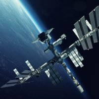 Russia Says The Hole In The International Space Station Was Drilled From The Inside