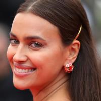 Irina Shayk Dons Red Teddy Lingerie In Smoldering New Photo On Instagram