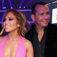 J.Lo and A-Rod get ready for Christmas with their kids