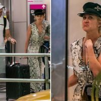 Strictly lovers Ashley Roberts and Giovanni Pernice land in Miami after romantic getaway