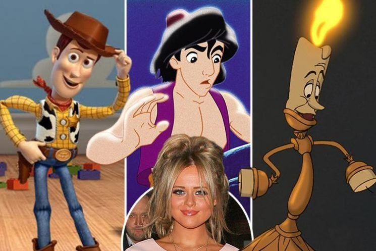 Emily Atack admits her secret crushes are cartoon characters – and fans couldn't agree more