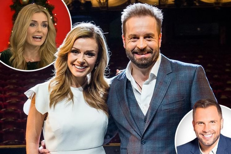 Singer Katherine Jenkins uses interview to hit back at 'bully' Alfie Boe's C-word jibe