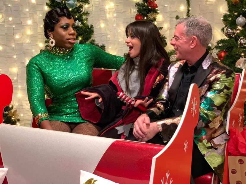 Camila Cabello, Shawn Mendes & More: What You Didn't See Backstage with Elvis Duran at Jingle Ball