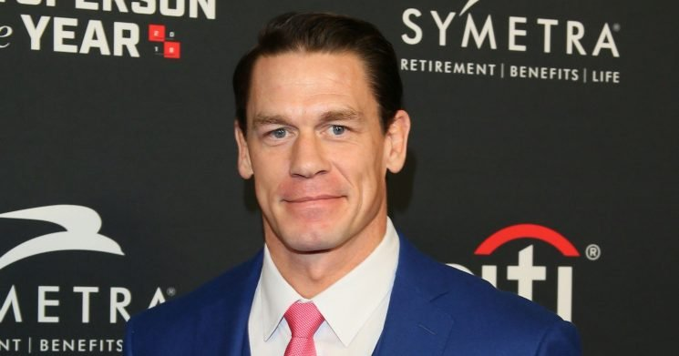 Find Out the Body Part John Cena Says Keeps Getting Him 'In Trouble'