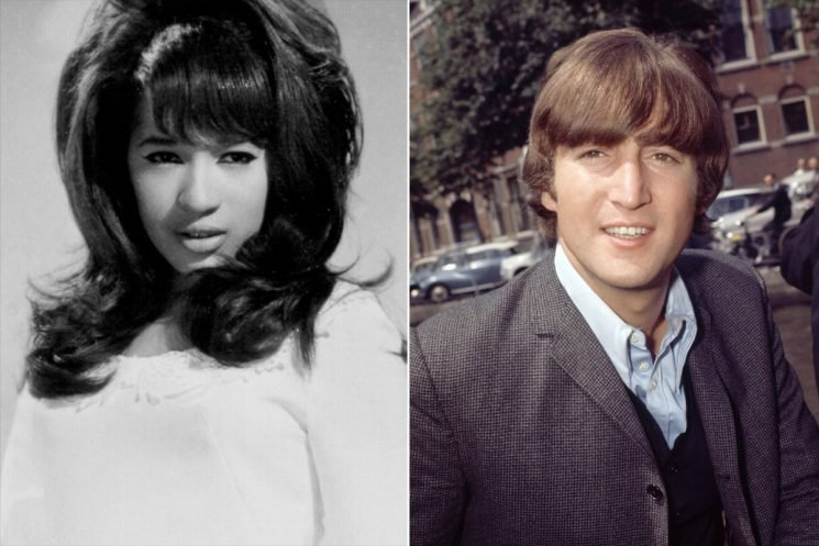 Rock Legend Ronnie Spector Recalls Her Close Friendship (and Almost Romance!) with John Lennon