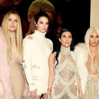 Kardashian Holiday Card Was 'Digitally Altered' From 'Different Frames'