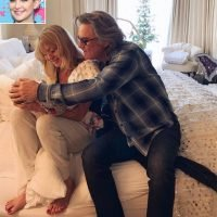Kate Hudson Shares Sweet Photo of Goldie Hawn and Kurt Russell Cradling Baby Rani Rose