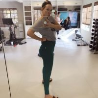 Kate Hudson Shares Gym Selfie Two Months After Giving Birth to Third Baby