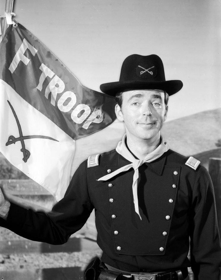 'Beloved Captain' Ken Berry, F Troop & Mayberry R.F.D. Actor, Dies at 85
