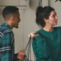 Kendall Jenner Does Last Minute Christmas Shopping Before Family's Big Party
