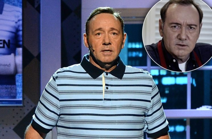 Kevin Spacey Posts Bizarre Video Amid Shocking New Felony Sexual Assault Charges