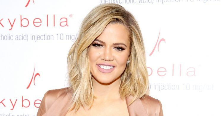 You Need to See the Print on Khloe Kardashian's Favorite Wrapping Paper