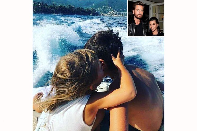 Kris Jenner, Kim Kardashian and Scott Disick Wish His Sons Reign and Mason a Happy Birthday